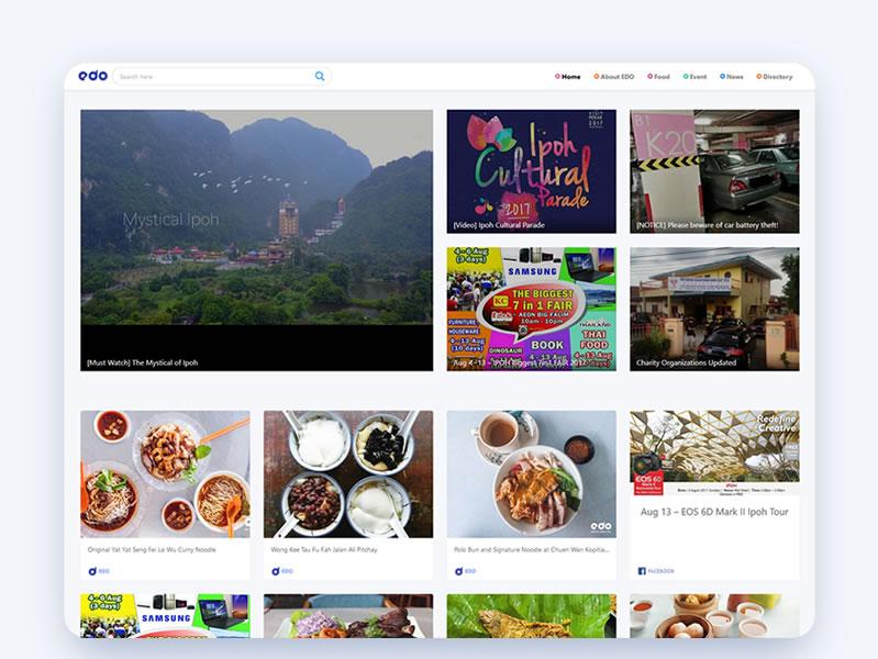 ipoh food directory, ipoh foods, ipoh food hunt