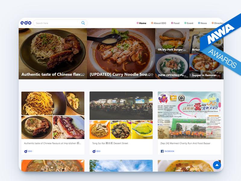 award winning web design malaysia, award winning website design malaysia