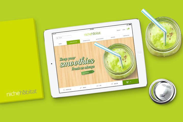 modern e-Commerce website design malaysia, e-shop malaysia