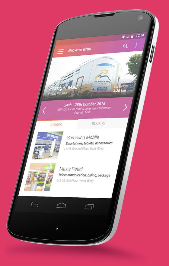 app ui design Malaysia