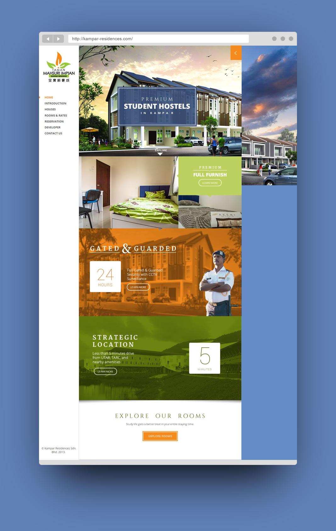 Kampar Website Design