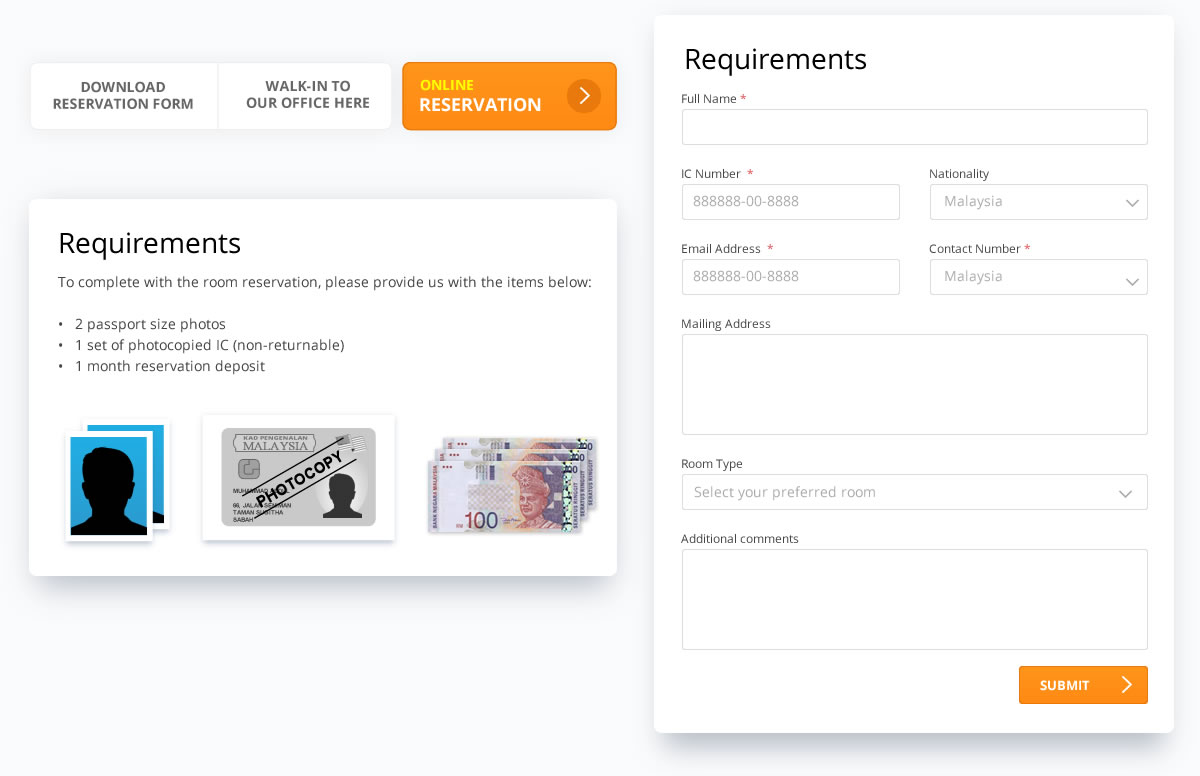 User Interface Design Kampar