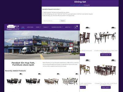 Malaysia Furniture Online Store Sin Hup Fatt
