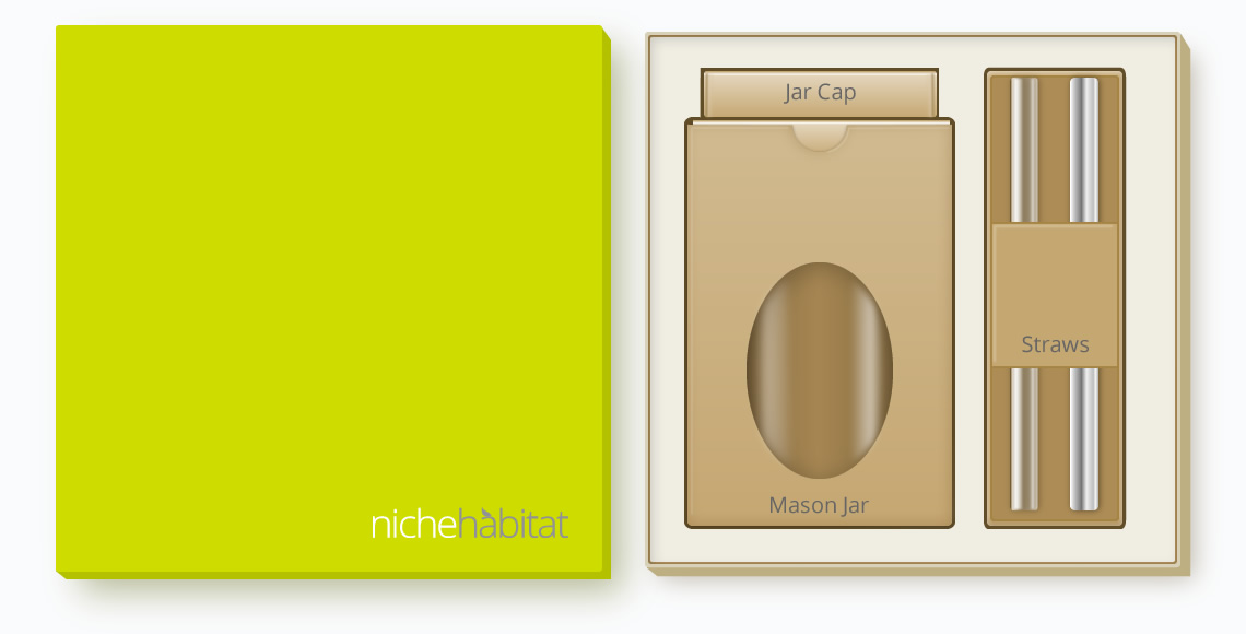 green packaging design ipoh